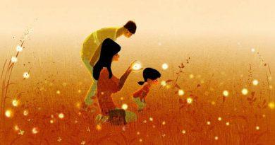 Cha mẹ và con cái qua cái nhìn nhân duyên