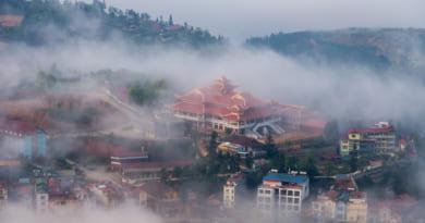 Chút tĩnh lặng chốn Thiền Môn